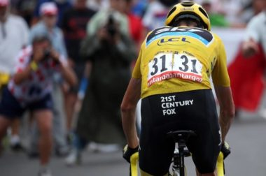 UCI president suspend Froome