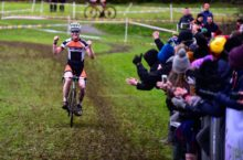 Darnell Moore cyclocross championships