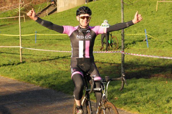 Glenn Kinning Lisa Stapelbroek cyclocross