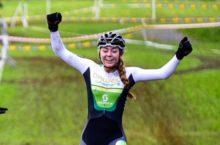 Irish cycling Lara Gillespie