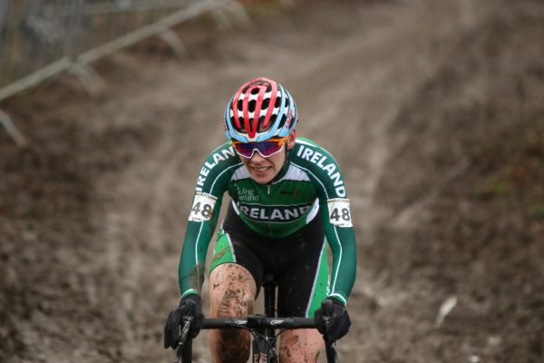 Irish cycling team cyclocross