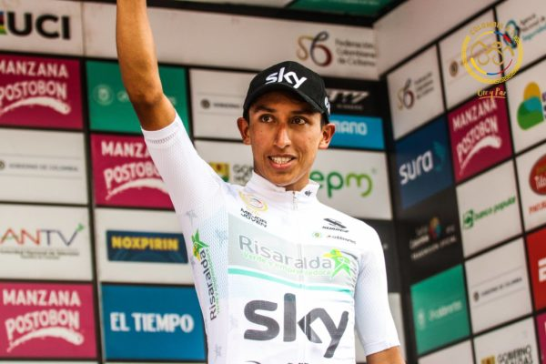 Team Sky Egan Bernal