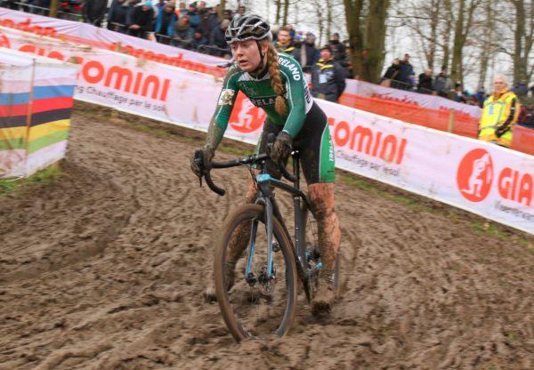 Cycling Ireland Lara Gillespie