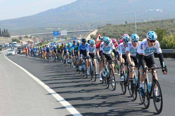 Irish cyclist Philip Deignan