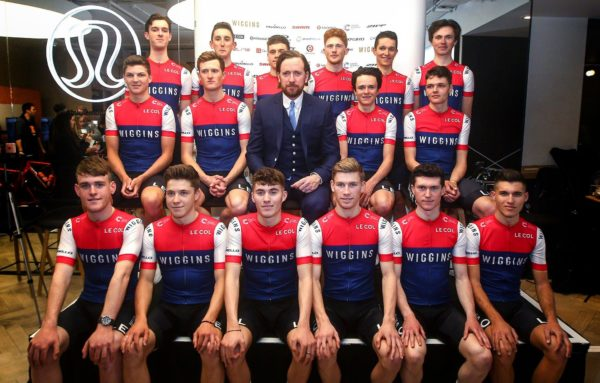 Annual budget Continental cycling team Wiggins