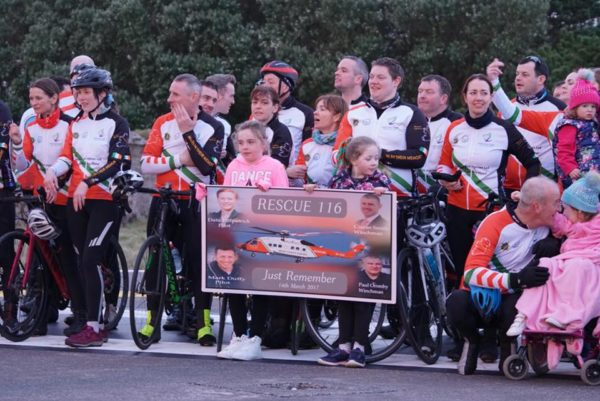 R116 Miles in Their Memory cycle