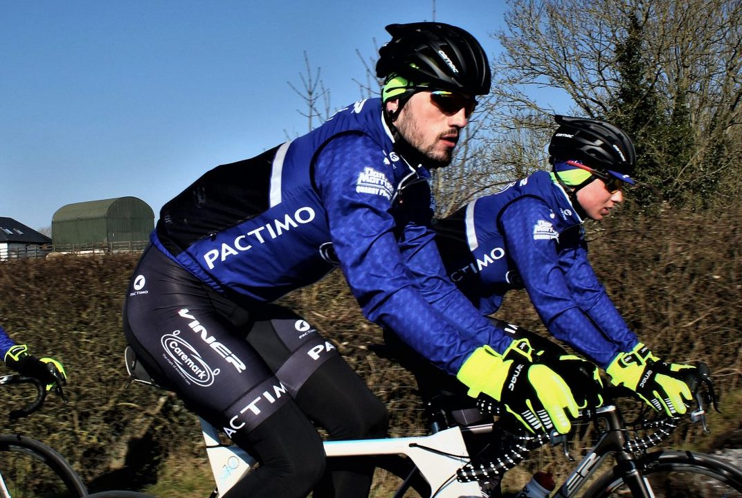 Viner-Caremark–Pactimo Cycling Team launched in Ireland - Sticky Bottle 3f110bcd7