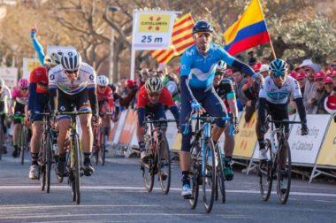 Alejandro Valverde Catalunya sprint