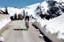 Video Chris Froome Giro recon Monte Zoncolan