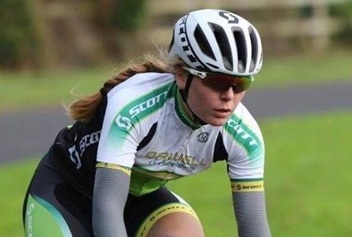 Lara Gillespie Irish cycling