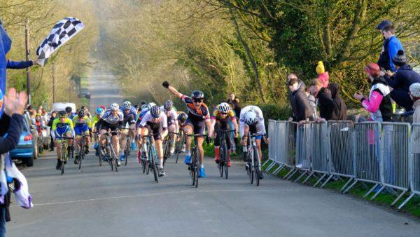 PJ Doogan Caldwell Cycles wins Peter Bidwell