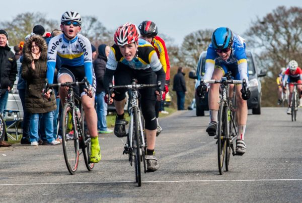 Youth cycling Ireland