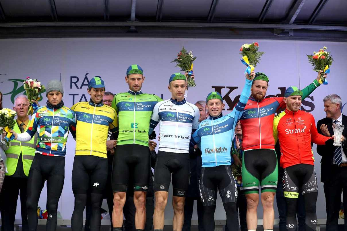 172d13e4e Results stage 2 Rás Tailteann 2018  Athlone-Tipperary - Sticky Bottle