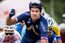 Video Adam Blythe sprints to win Elfstedenronde