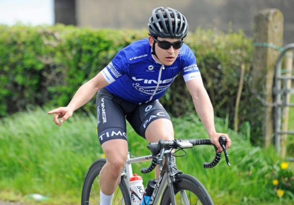 Conor Hennebry wins Donamon Dynamos GP