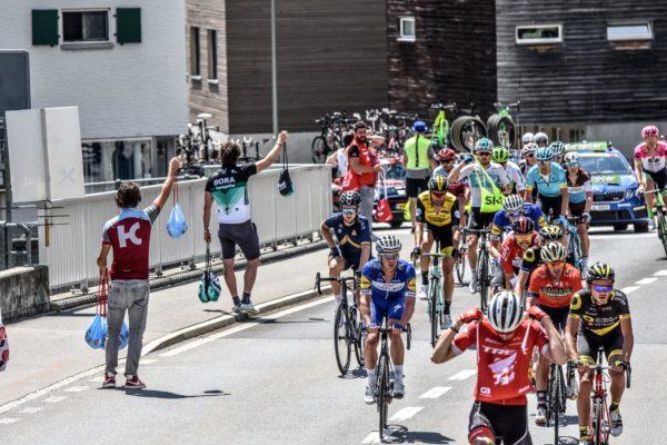 Mark Christian blamed his 3T 1X bike cycling