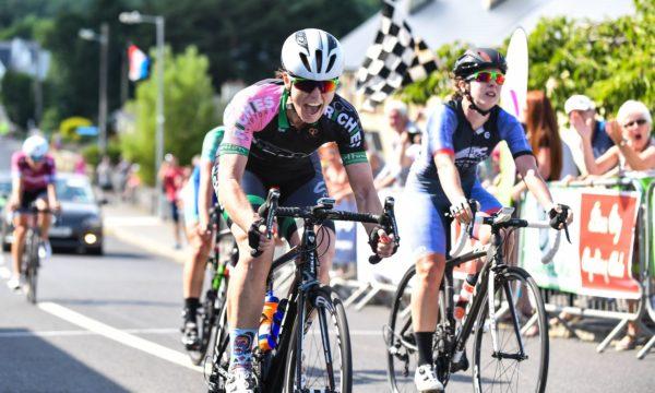 Eve McCrystal Irish cycling champion