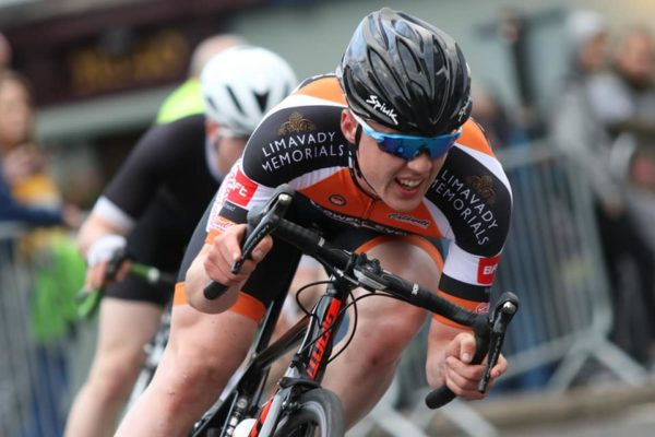 Dillon Corkery wins Irish Criterium Championships