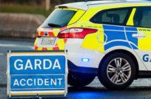 Cyclist dies crash Kildare