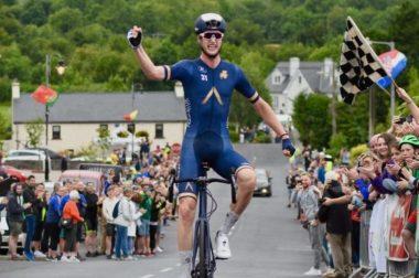 Conor Dunne irish cycling champ