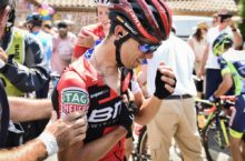 Richie Porte crashes out Tour de France on stage 9