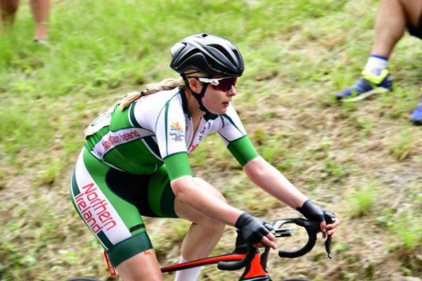 Eileen Burns Irish cycling