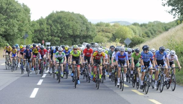 Video highlights Junior Tour of Ireland cycling