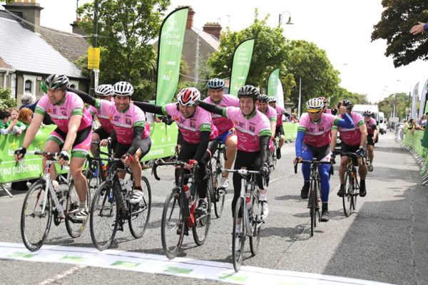 Pink Ribbon Tour sportive
