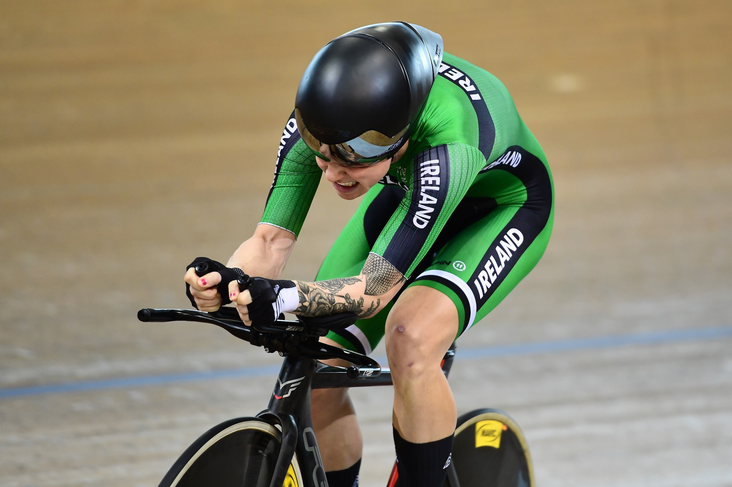 35d594c2b Orla Walsh looks very good at Euro Track Cycling Champs - Sticky Bottle