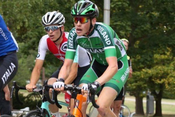Conn McDunphy Worlds Innsbruck
