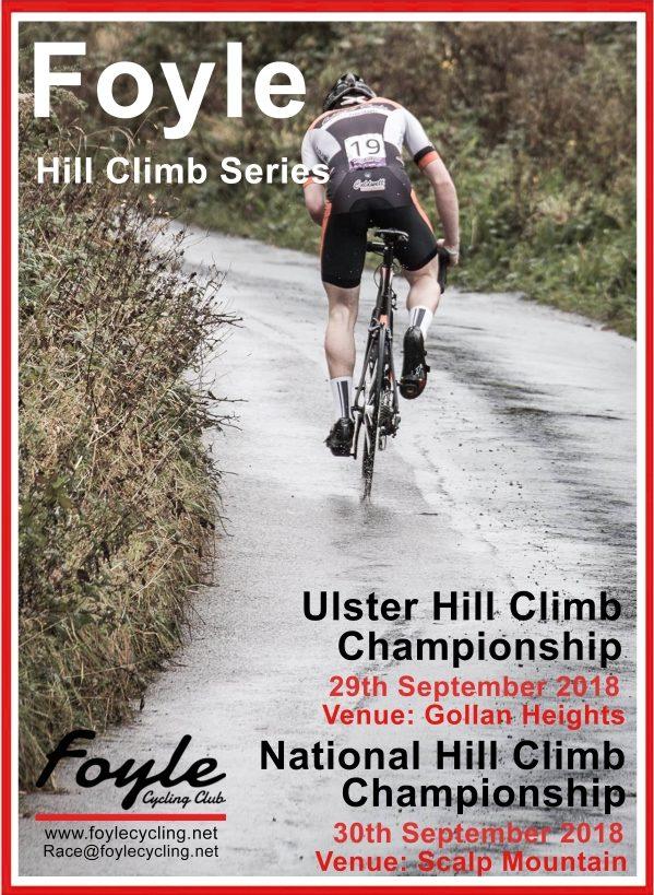 Irish Hill Climb Champs 2018