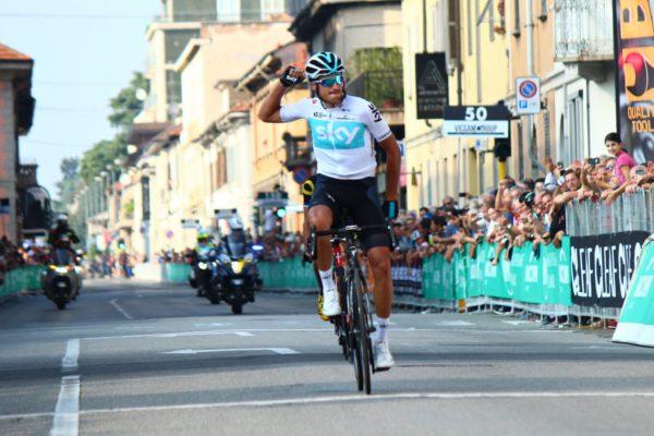 Eddie Dunbar Team Sky debut Coppa Agostoni