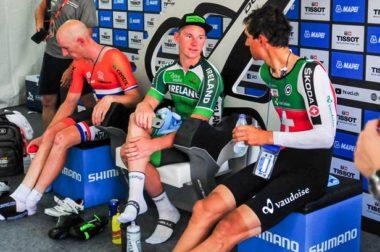 Ryan Mullen Trek-Segafredo World Champs TTT