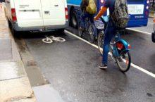 Judge Charleton critical of Garda over cycle lane parking