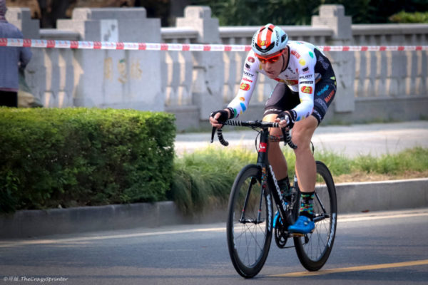 Cormac Mcgeough Tour of Taihu Lake