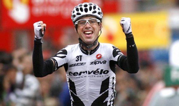 Irish cyclist Philip Deignan contract