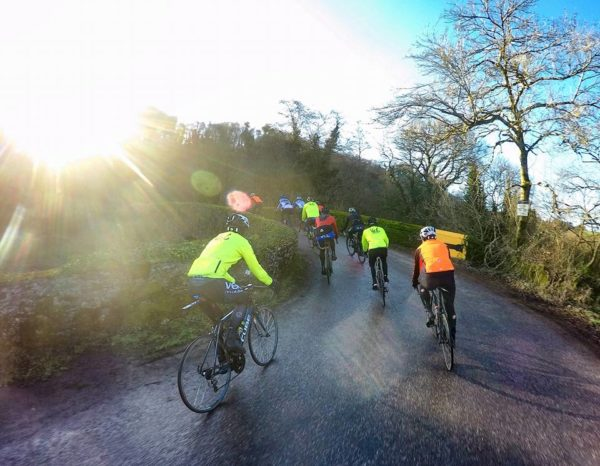 cycling club rules winter group