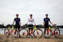 Tom Pidcock cyclocross team Andrew McQuaid