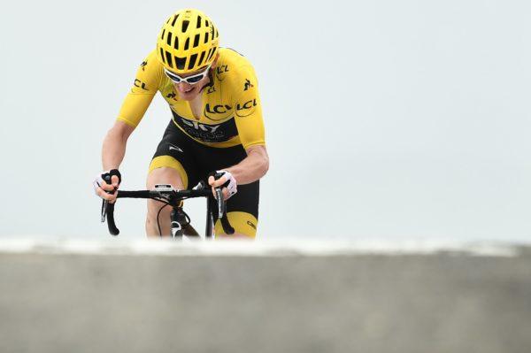 Geraint Thomas Tour de France trophy stolen Pinarello