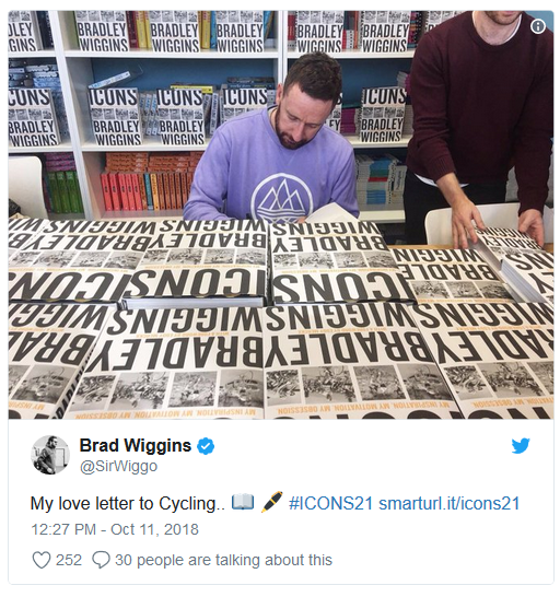 Paul Kimmage Bradley Wiggins asshole Icons