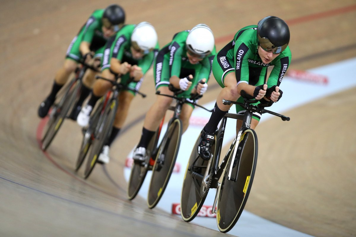 106558d3d Team pursuit line-up back in Irish team for UCI World Cup