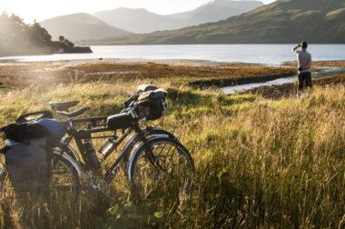 Wild Atlantic Way cycling