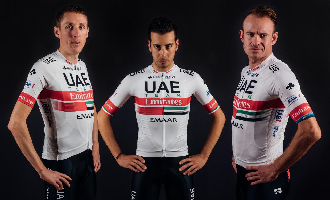 Team: UAE Team Emirates Cycling Team Jersey 2019 Season