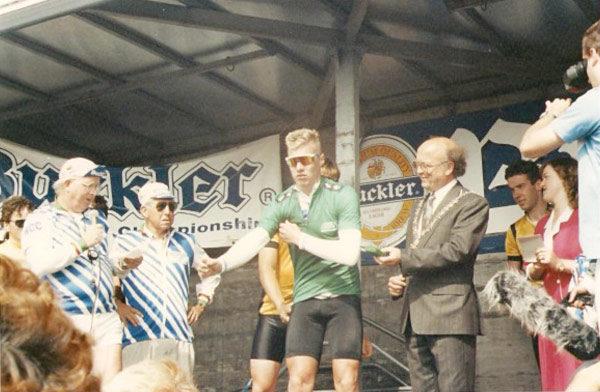 Irish staff Evo Pro Racing