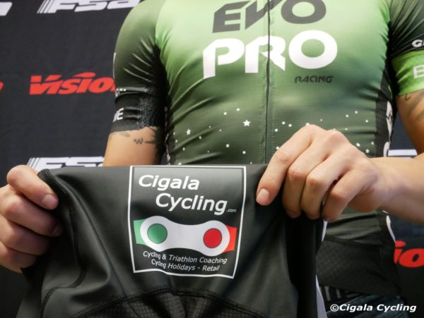 EvoPro Racing cycling team