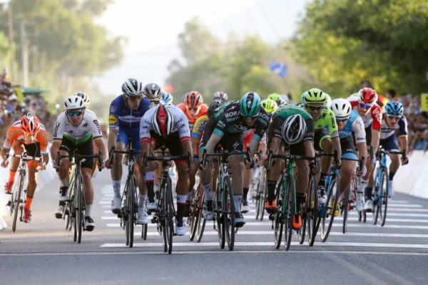 Sam Bennett Vuelta San Juan stage 1