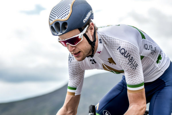 Conor Dunne Irish cycling champion kit