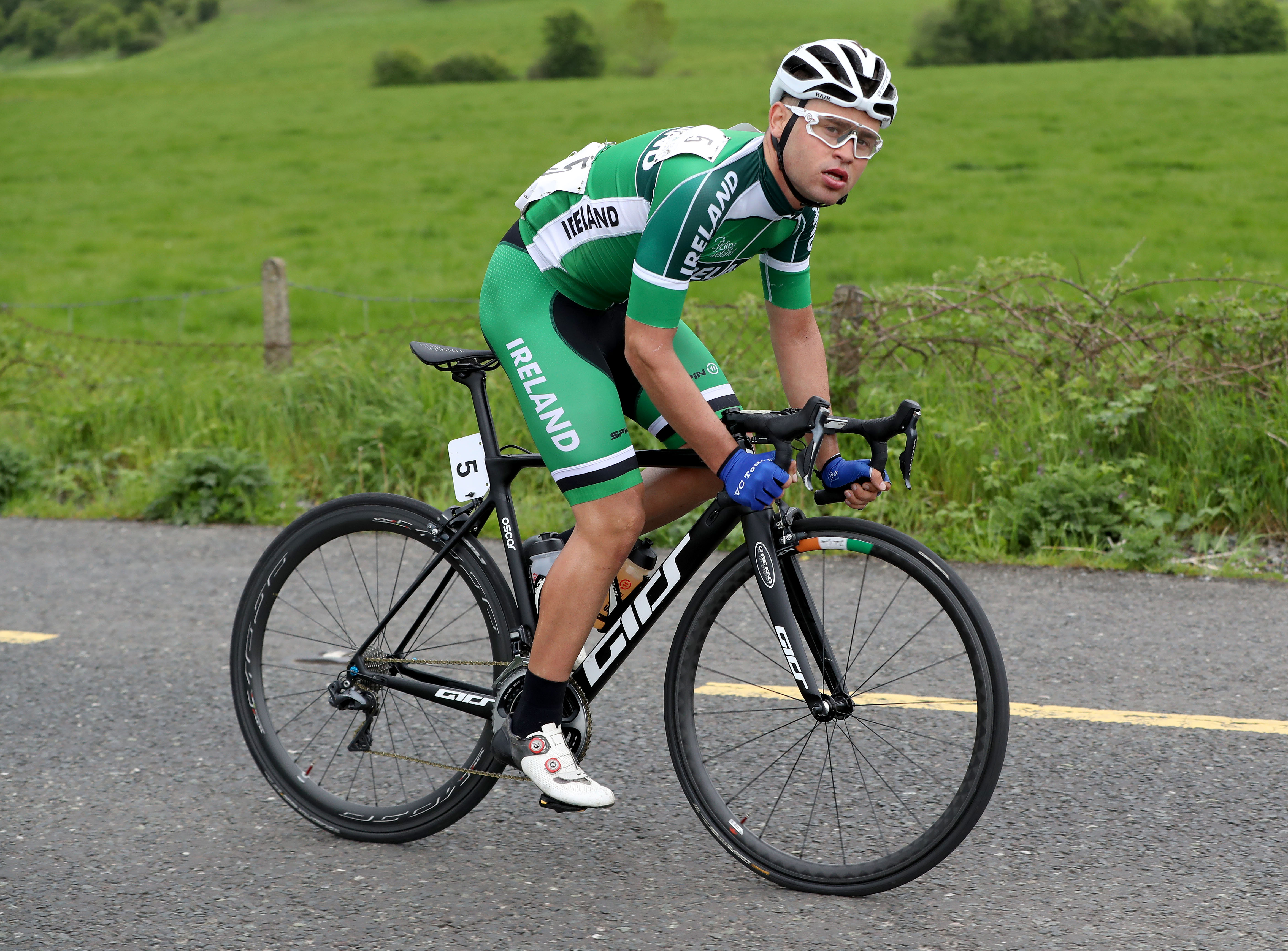 e6ab5cf02 Irish cyclist Jake Gray will be riding in the pro bunch when the flag drops  for the European road racing season. He has just secured a place on a UCI  ...
