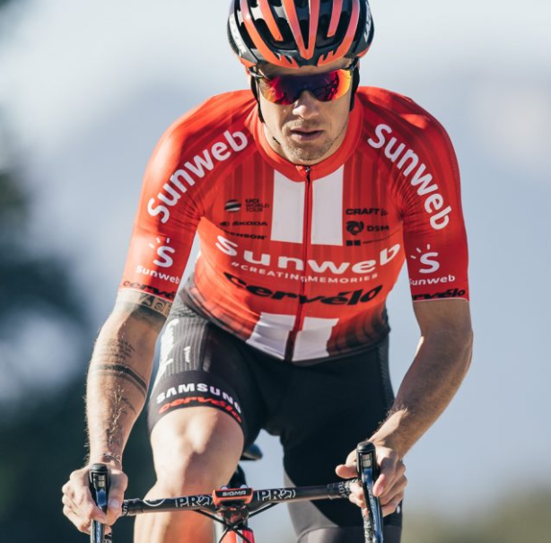 2ab80e5cd Nicolas Roche ready to go with Team Sunweb in 2019 - Sticky Bottle