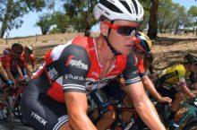 Irish cyclist Ryan Mullen Tour Down Under